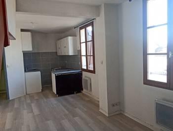 Appartement 3 pièces 43,84 m2