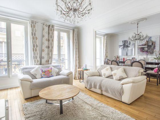 vente Appartement 4 pièces 98,17 m2 Paris 16ème