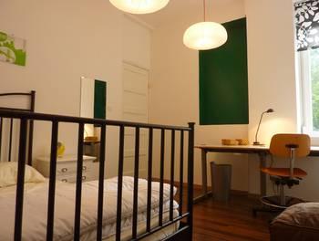 Chambre meublée 15 m2
