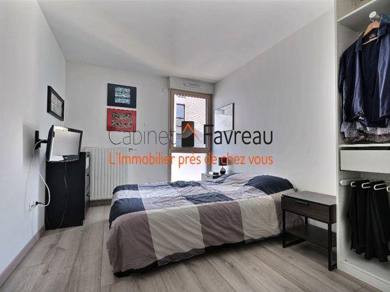 Vente appartement 3 pièces 61,18 m2