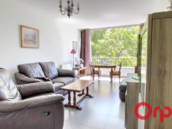 Appartement 3 pièces 55,66 m2