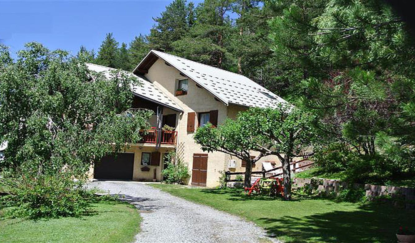Maison Montgenèvre
