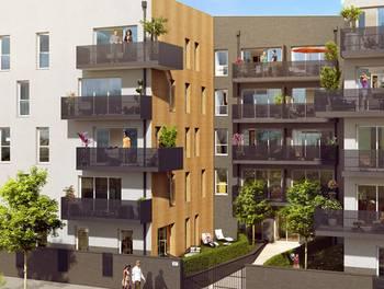 Appartement 3 pièces 57,92 m2