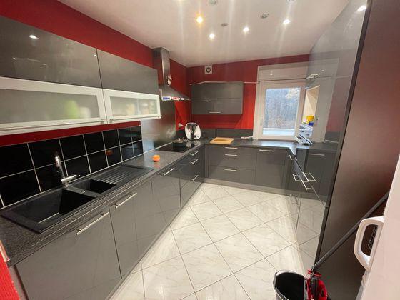 Vente appartement 4 pièces 71,9 m2