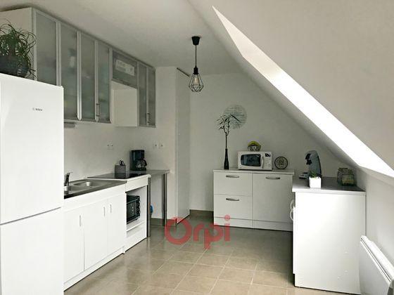 Vente appartement 3 pièces 60,2 m2
