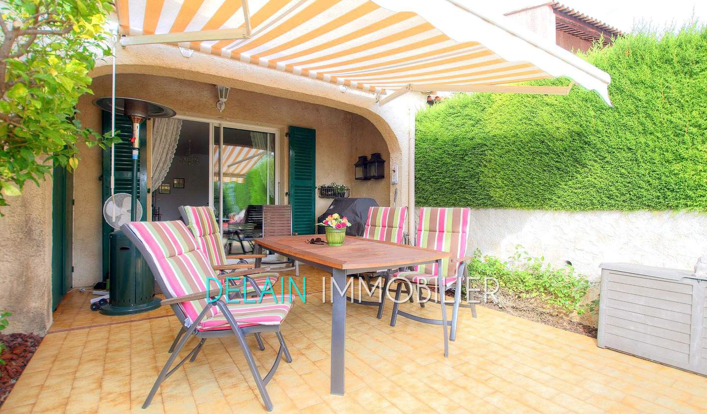 House with pool and terrace Cagnes-sur-Mer