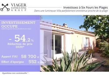 Viager 4 pièces 111 m2