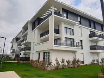 Appartement 2 pièces 43,27 m2