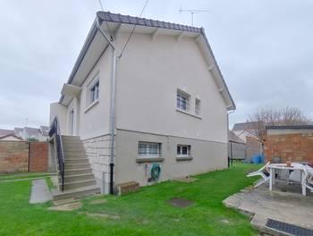 Maison 4 pièces 66,7 m2
