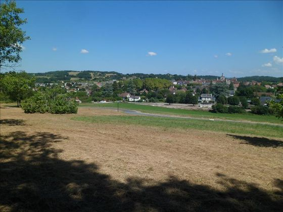 Vente terrain 1097 m2