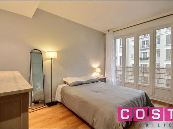 Location appartement meublé 2 pièces 40,09 m2