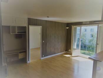 Appartement 2 pièces 40,96 m2