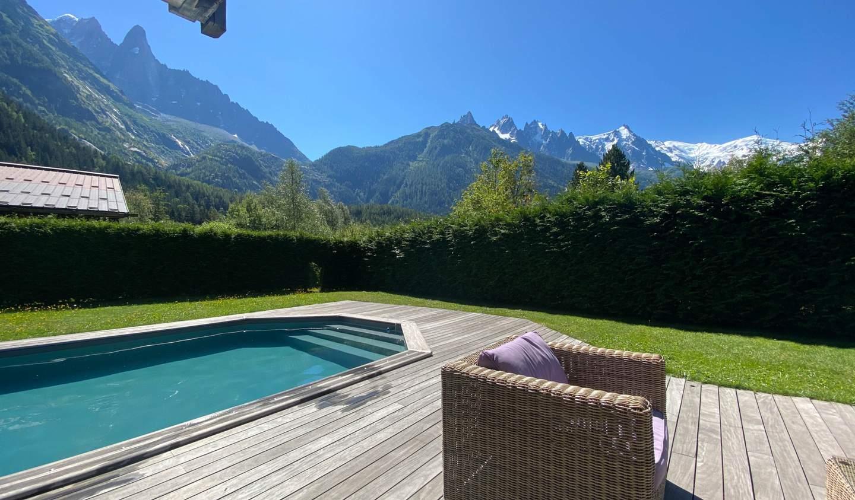 Propriété avec piscine Chamonix-Mont-Blanc