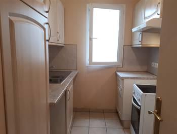 Appartement 2 pièces 45,11 m2