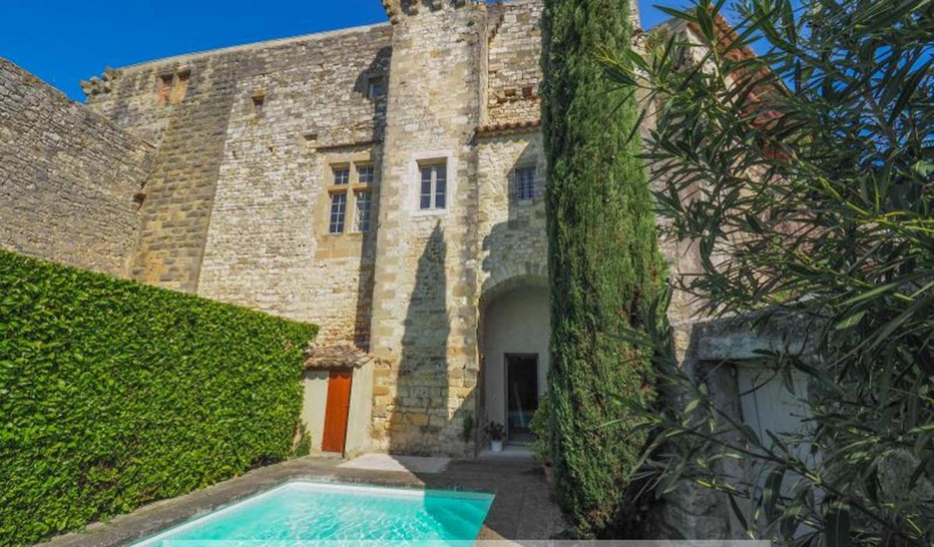 Château Uzès