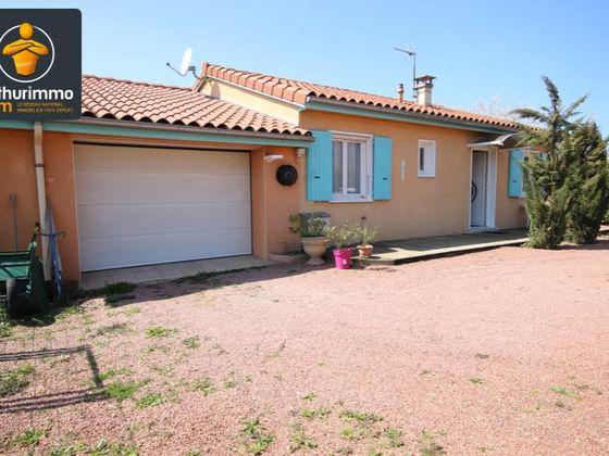 Vente maison 5 pièces 90,4 m2