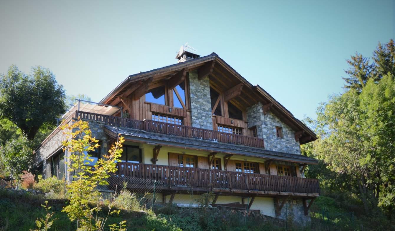 Chalet avec terrasse Méribel-les-Allues