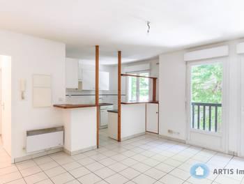 Appartement 2 pièces 41,58 m2