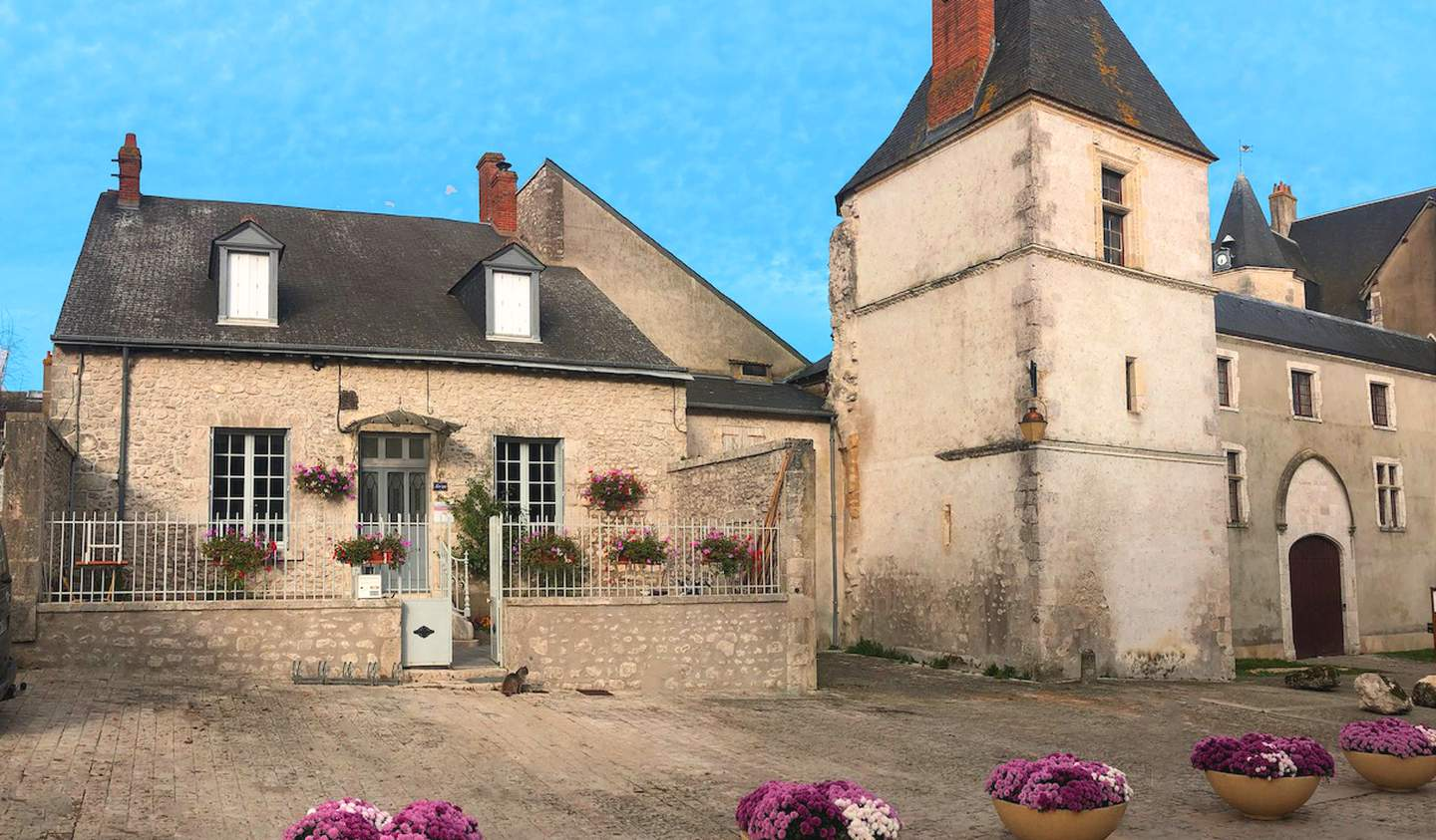 House Beaugency