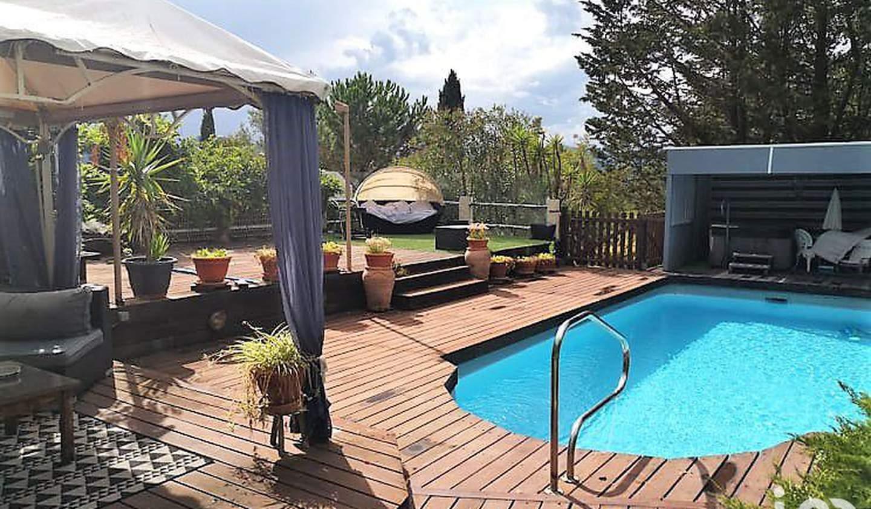 Maison avec piscine et terrasse Cuers