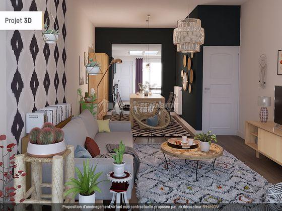 Vente maison 7 pièces 95 m2
