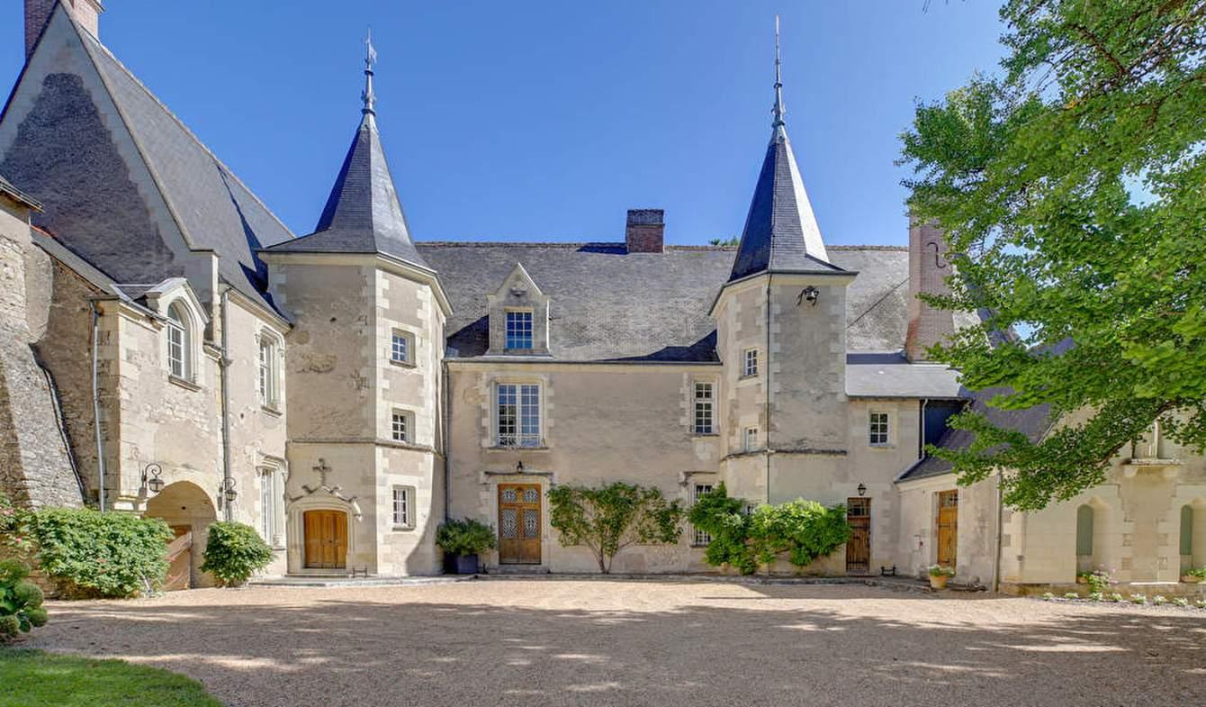 Château Artannes-sur-Indre