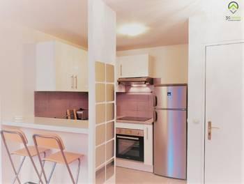 Appartement meublé 2 pièces 37,5 m2