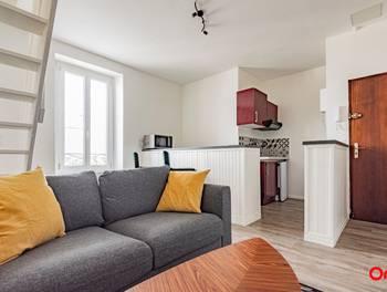 Appartement 2 pièces 26,31 m2