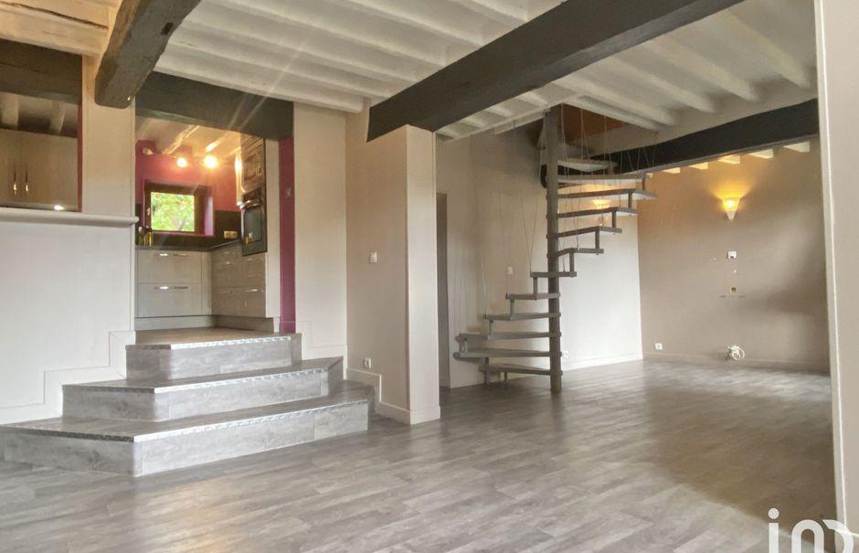 Vente maison 5 pièces 95 m² à Chevillon (89120), 120 000 €