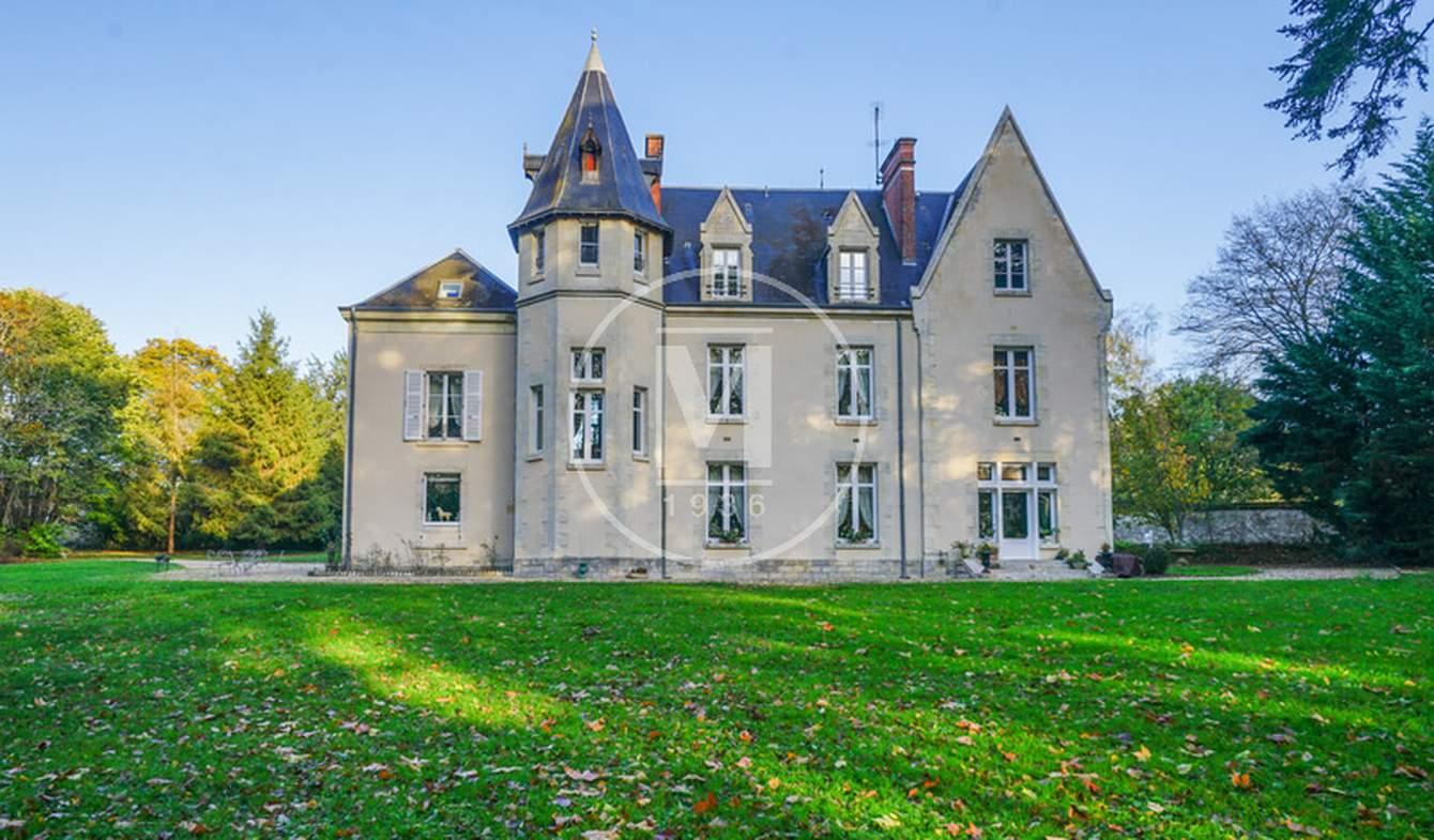 Château Bourges