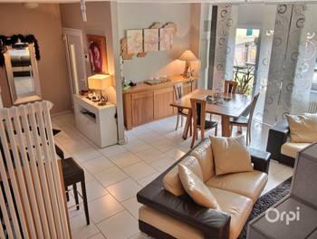Appartement 3 pièces 82,82 m2