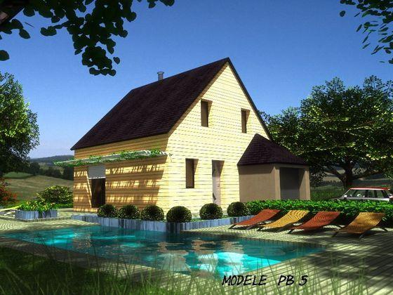 Vente maison 4 pièces 76,21 m2