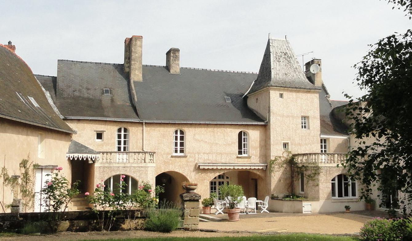 Hôtel particulier avec jardin Maine-et-Loire