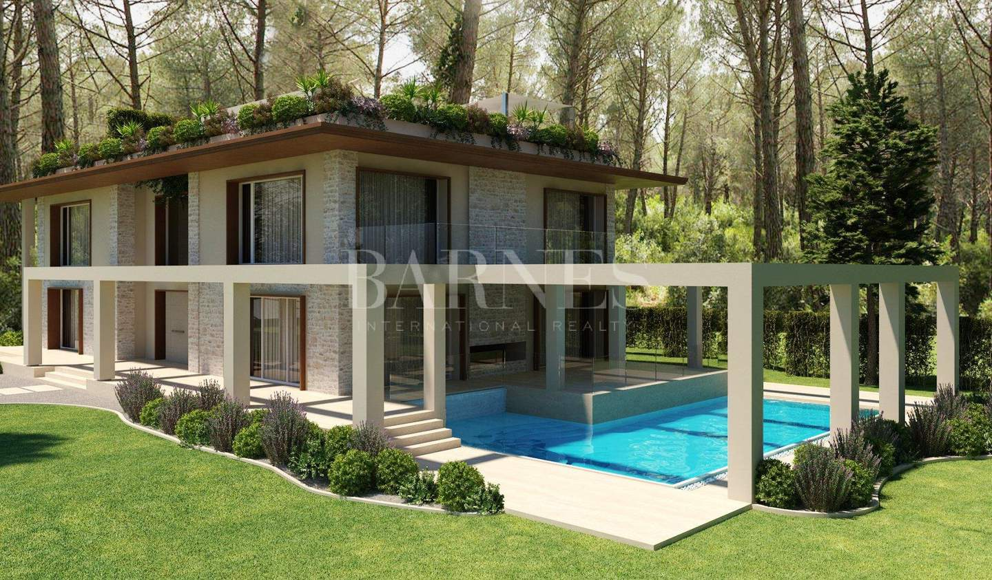 Villa with pool and garden Forte dei Marmi