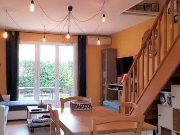 Maison 3 pièces 58,1 m2