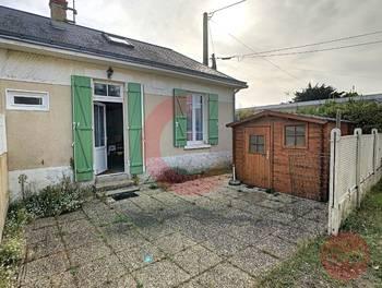 Maison 2 pièces 49,62 m2
