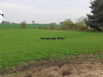 Terrain 856 m2