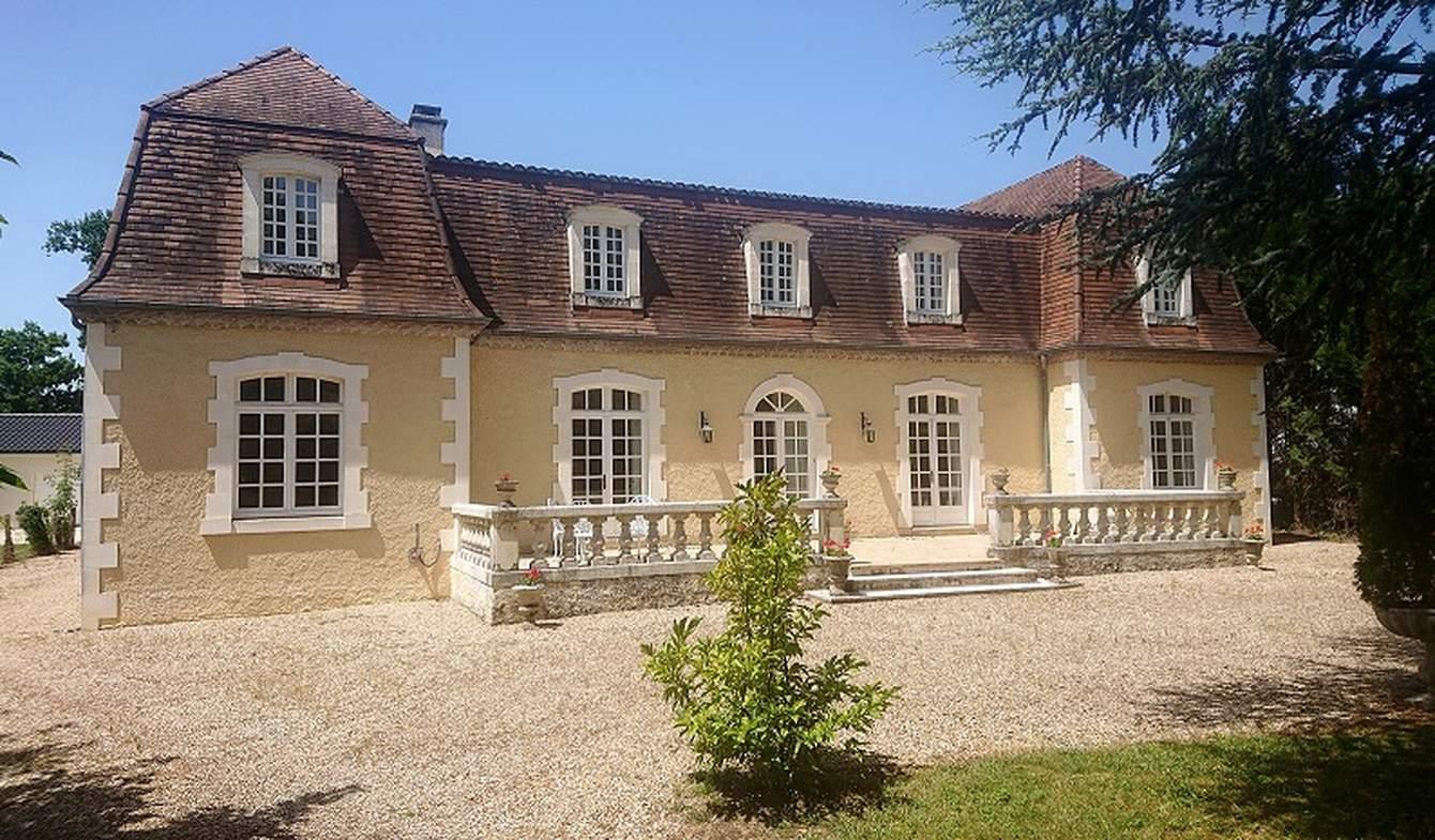 Maison avec piscine et terrasse Saint-Astier
