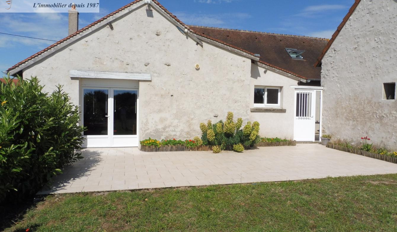 Maison avec terrasse Saint-Claude-de-Diray
