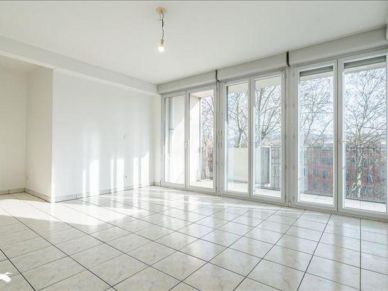 vente Appartement 3 pièces 80 m2 Toulouse