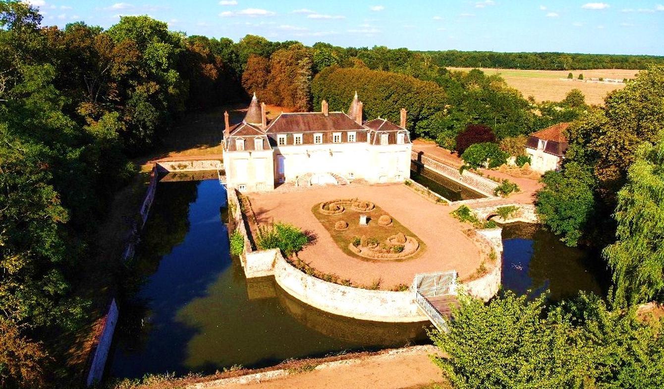 Château classé monument historique Orleans