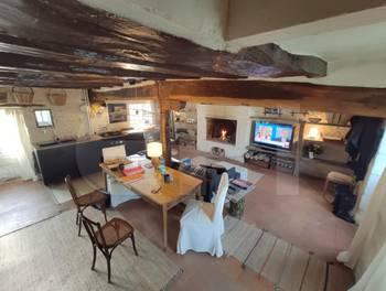 Maison 2 pièces 69 m2