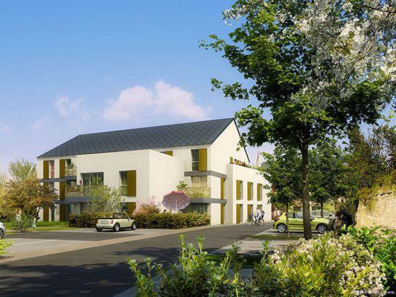vente Studio 25,34 m2 Ouistreham