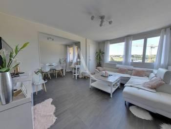 Appartement 4 pièces 78,44 m2