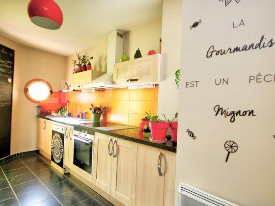 Vente appartement 5 pièces 115,81 m2