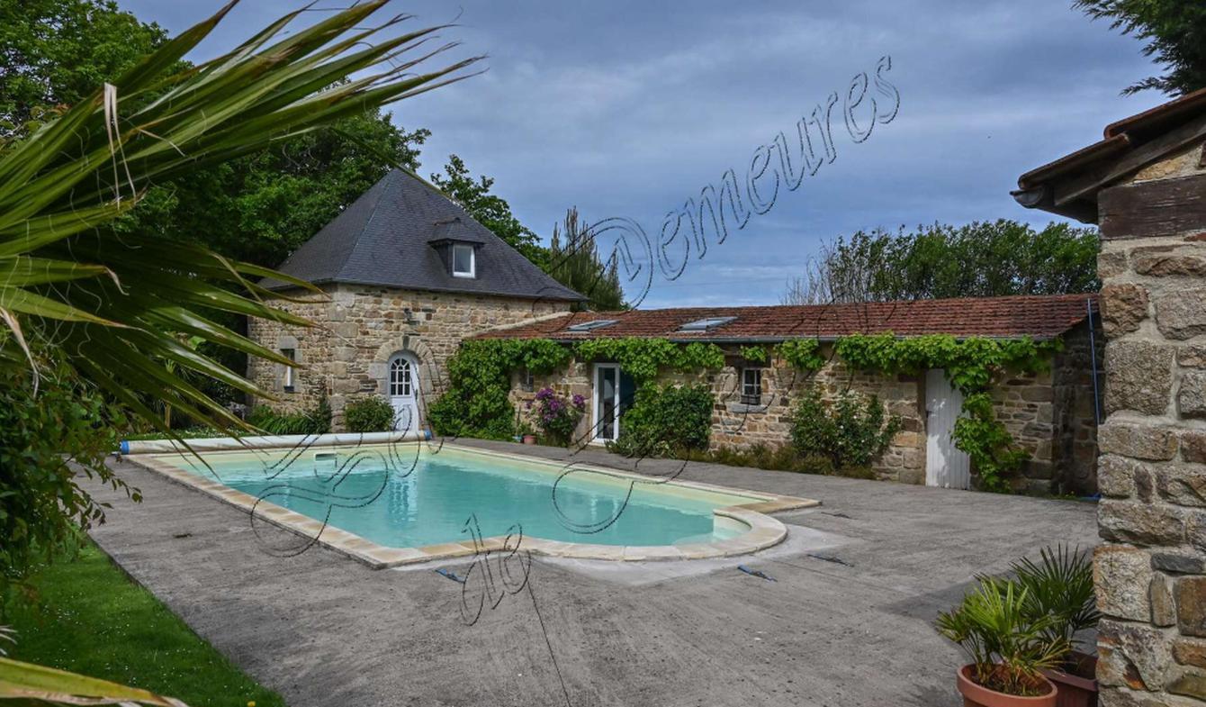 Maison avec piscine Lannion