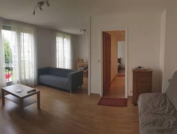 Appartement 2 pièces 50,77 m2
