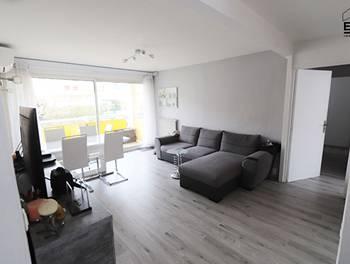 Appartement 4 pièces 71,7 m2