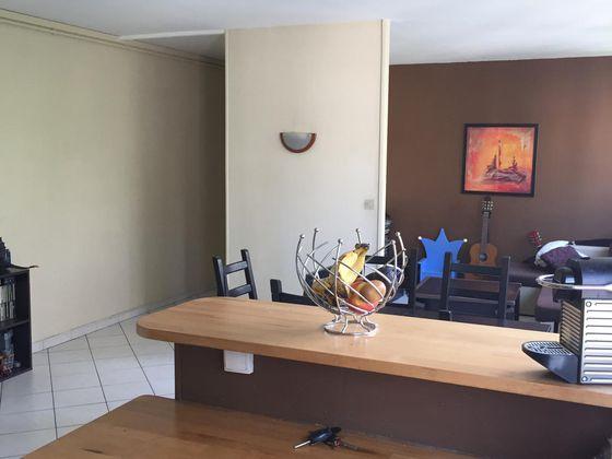 vente Appartement 3 pièces 62 m2 Villeurbanne