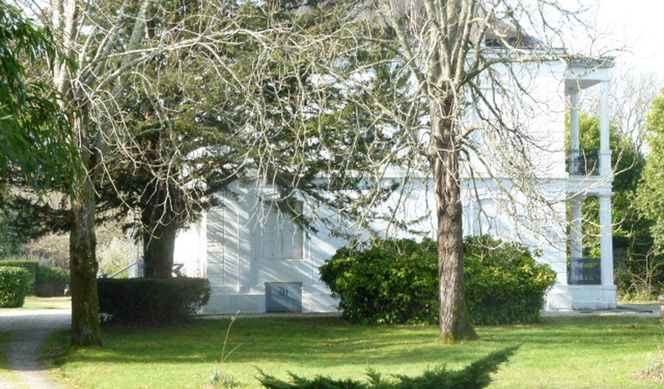 Maison avec piscine et terrasse Fargues-Saint-Hilaire